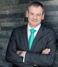 Pieter Bensch, Executive Vice-President, Africa & Middle East at Sage